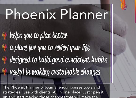 Phoenix Planner & Journal