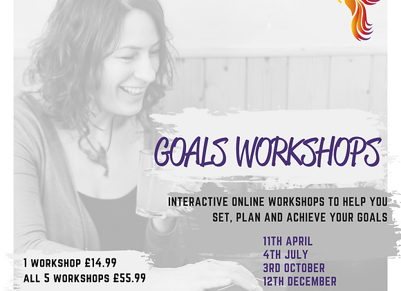Goal Setting, Review & Accountability Workshops