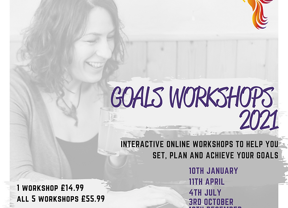 Goal Setting, Review & Accountability Workshops