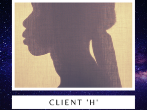 Who works with Phoenix Coaching? Meet Client 'H' - Young Adult Looking for Support to Move Forward.