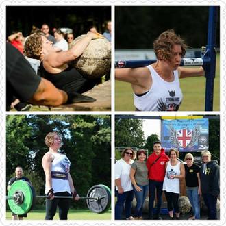 Britains Strongest Woman 2016