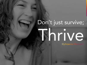 Absolutely Everything You Need to Know About the THRIVE 12 Week Self-Development Programme