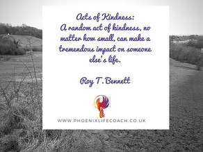 The Art of Kindness - Doing good does you good.