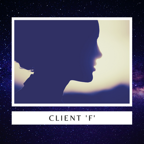 Who works with Phoenix Coaching? Meet Client 'F'