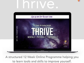 Is it Your Time to Thrive?