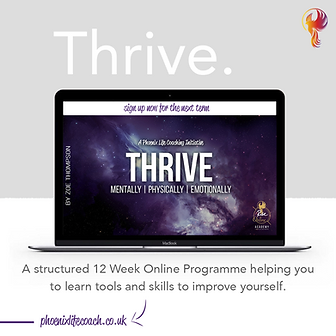 Thrive with Phoenix life and Wellbeing.p