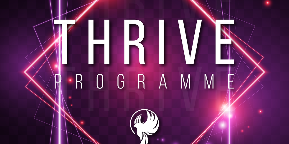 Thrive Workshop - December Date