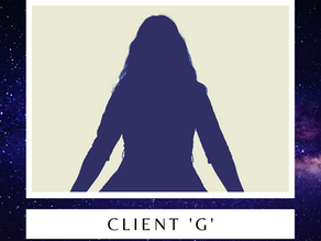 Who works with Phoenix Coaching? Meet Client 'G'- Working Through a Big Change in Lifestyle.