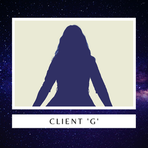Who works with Phoenix Coaching? Meet Client 'G'