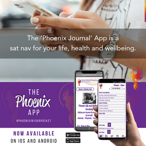 The Phoenix app - The 'sat-nav' for Your Life, Health and Wellbeing