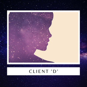 Who works with Phoenix Coaching? Meet Client 'D'