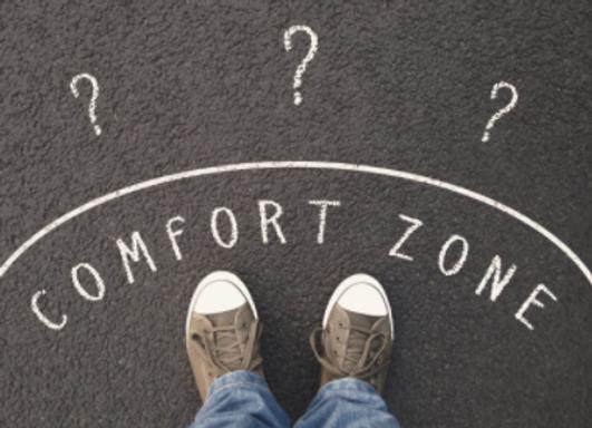 Challenge to Change - Comfort Zone
