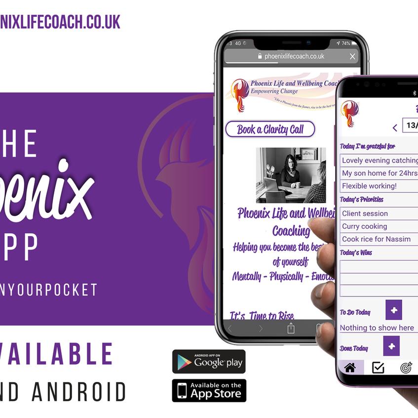 Phoenix App Out Now