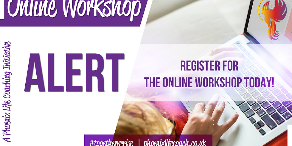 Self Worth, Esteem & Confidence. How to Increase & Improve Yours - Online Interactive Workshop