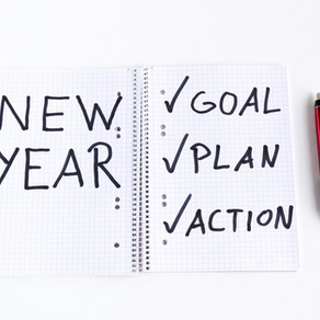 Don't 'Ditch' your New Year Resolutions - 'Enrich' them