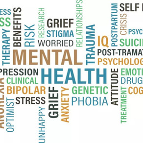 World Mental Health Day - Stop Scrolling, Think, Act, & Review YOU!
