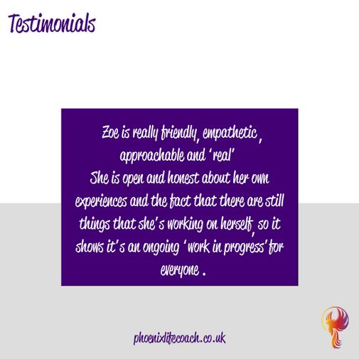 Testimonial from THRIVE