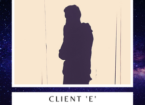Who works with Phoenix Coaching? Meet Client 'E'
