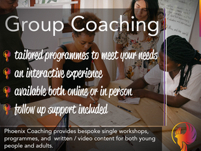 What are the benefits of 'Group Coaching'?