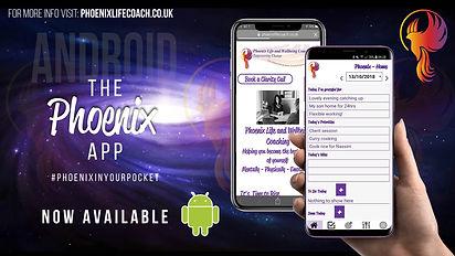 Phoenix app on Android