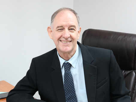 Letter from our new Executive Director – Mr Brenton Hall