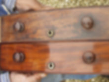 restoration, french polishing, conservation, furniture repair, insurance work