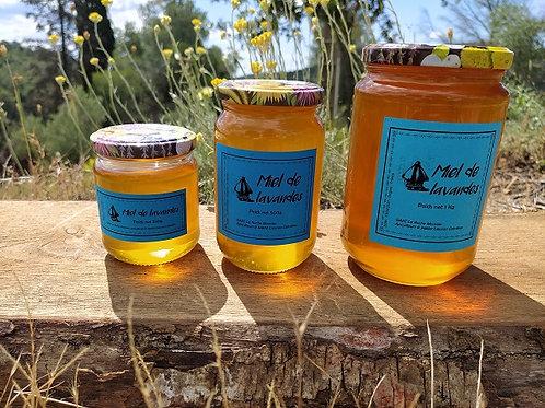 Lavender honey