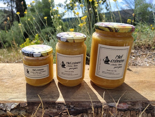 Une valeur sûre notre miel crémeux de garrigue