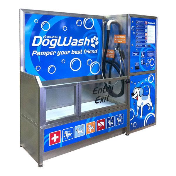 Dog wash Treendale