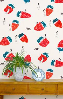 WALPA コラボ壁紙 Wallpaper design