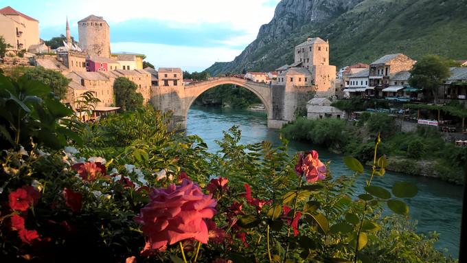 In zwei Wochen durch den wilden Balkan