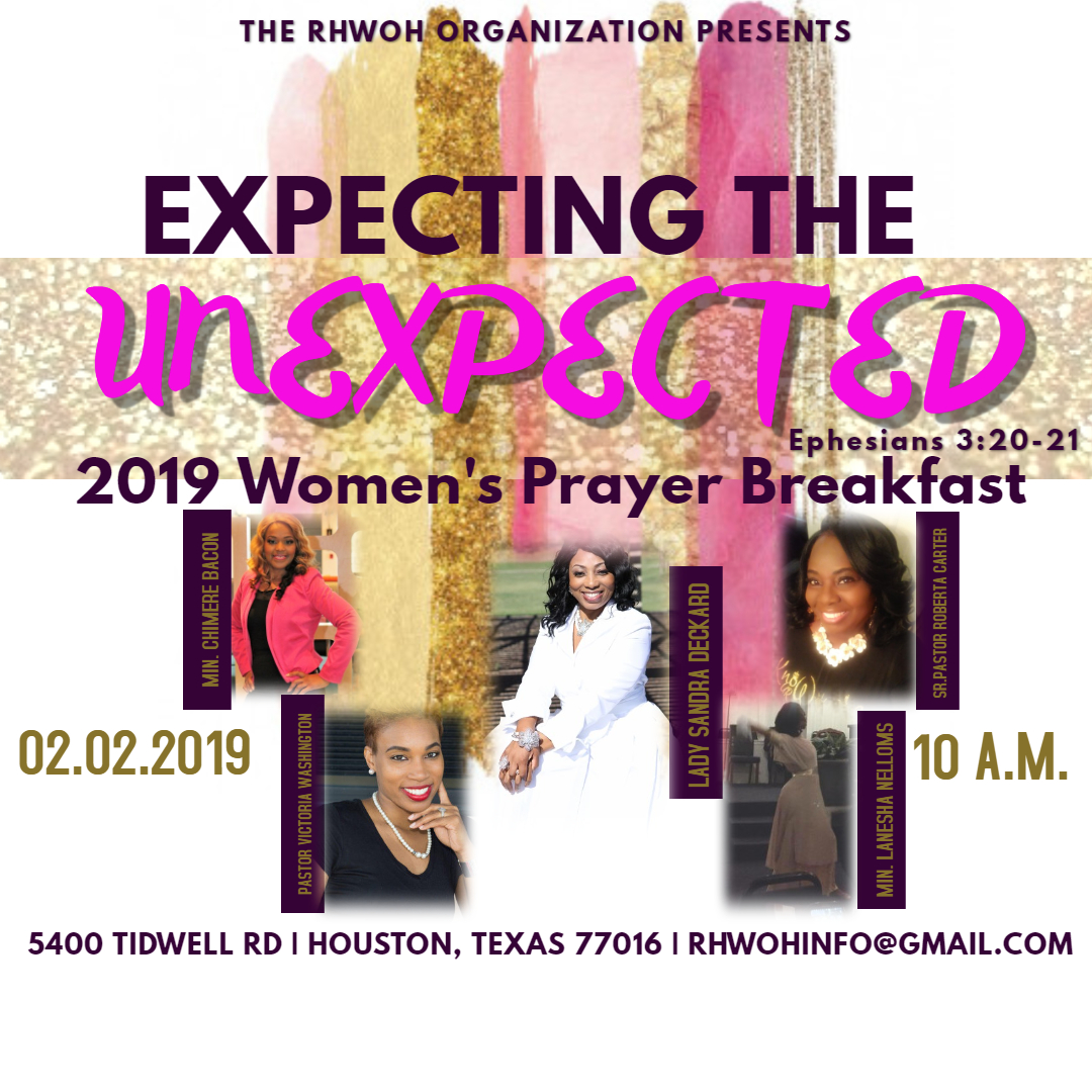 PRAYER BREAKFAST-SAVE THE DATE - Made wi