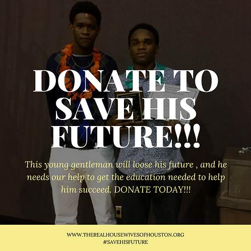 #SHF DONATION
