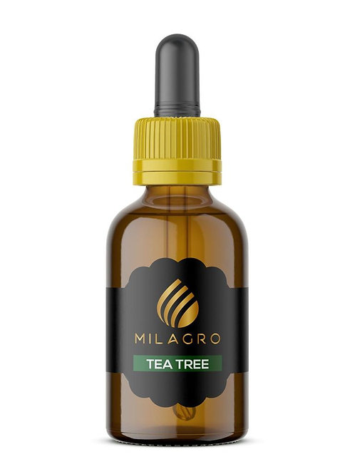 Milagro CBD Essential Oil: Tea Tree