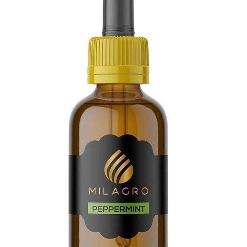 Milagro CBD Essential Oil: Peppermint