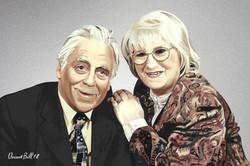 Aunty Gwen and Ken