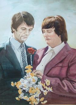 Mr and Mrs Marsh