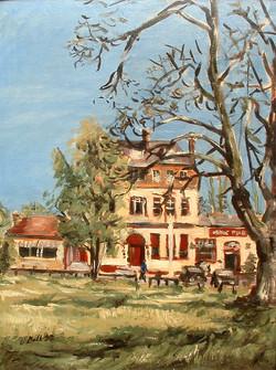 The Kings Oak, High Beech