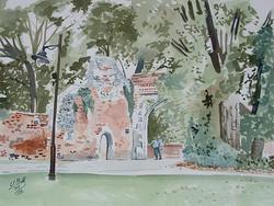 Abbey Gate, Waltham Abbey