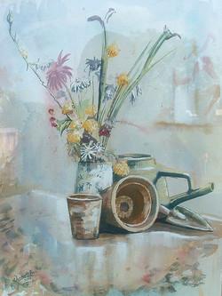 Mays painting