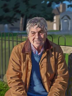 Colin in Waltham Abbey