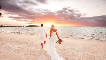 10 Reasons why Thailand is your Destination Wedding Capital
