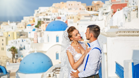 """Destination """"Marry Me"""" to the heavenly Greek Islands"""