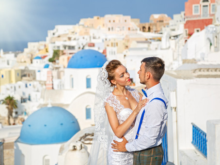 "Destination ""Marry Me"" to the heavenly Greek Islands"