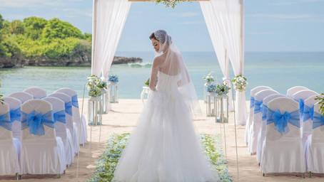 Exchange your Wedding Vows at Destination Bali