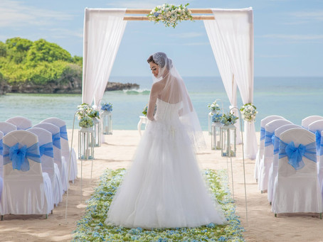 Exchange your Wedding Vows at Destination Bali