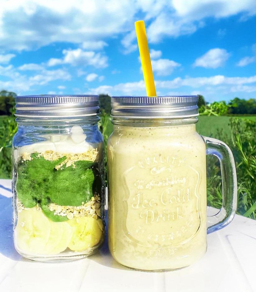 BREAKFAST ON THE GO SMOOTHIE