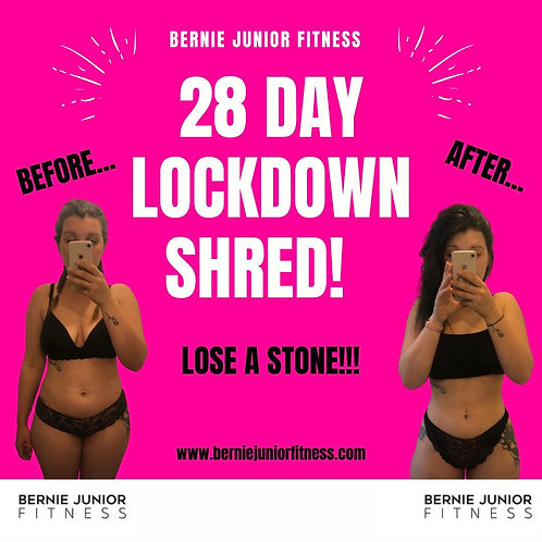 28 DAY SHRED