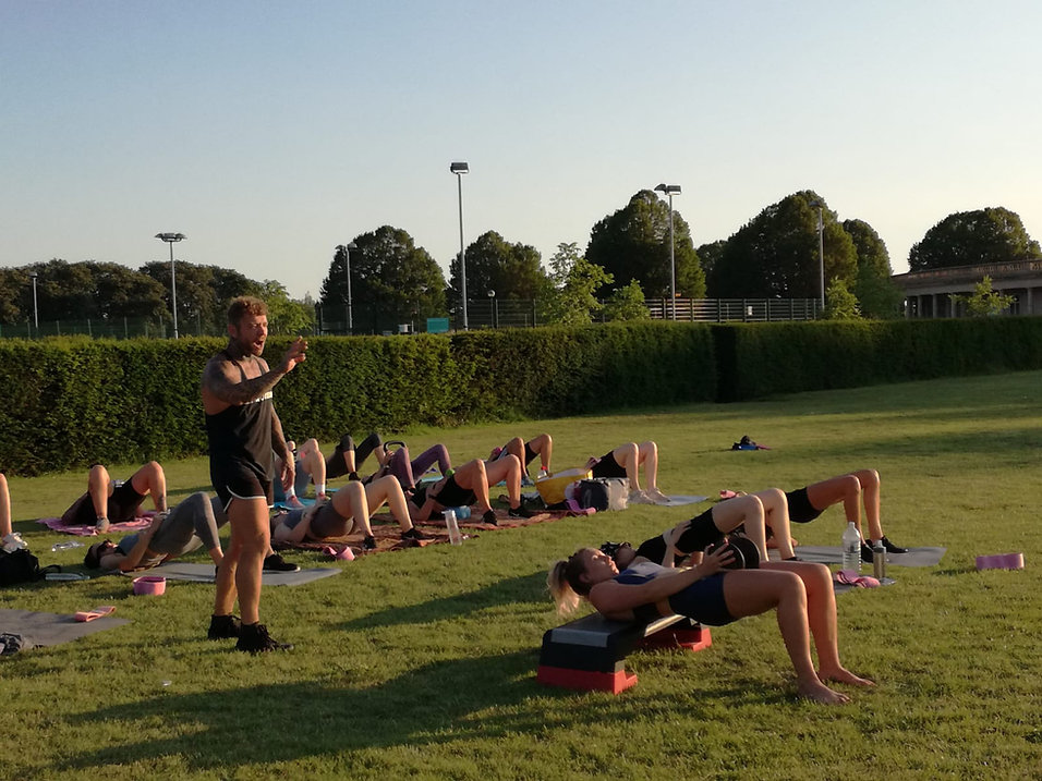 personal Training online in Norwich with Bernie Junior Fitness
