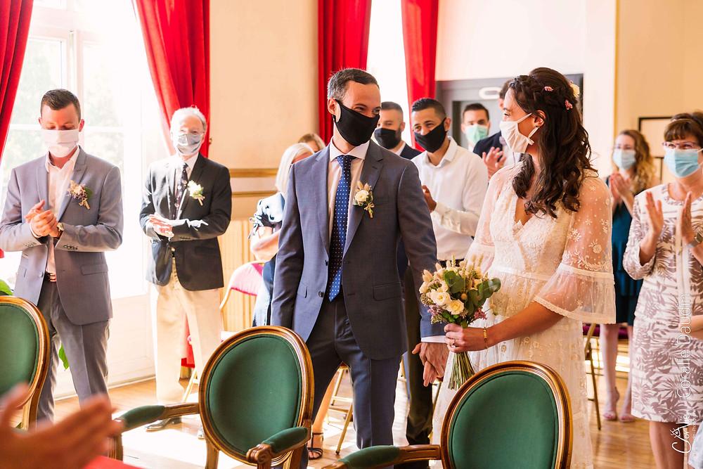 photographie de mariage en Essonne